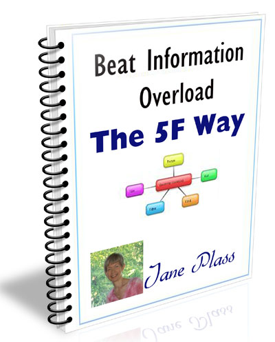 Beat Information Overload the 5F Way